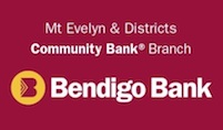 Mt Evelyn Bendigo Bank